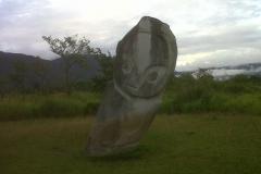 Megalith in Bori`