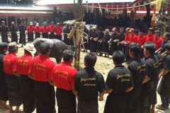 Funeral ceremony (Tomate)