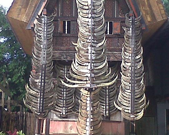 Toraja house