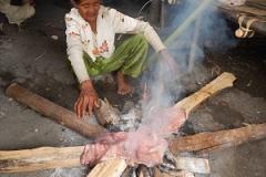 Old Wana woman